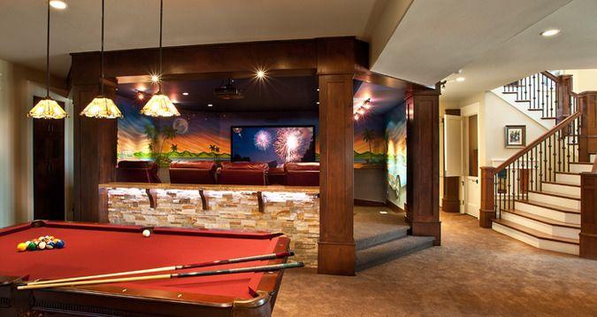 bar game rooms basement bars basement pool basement layout basement