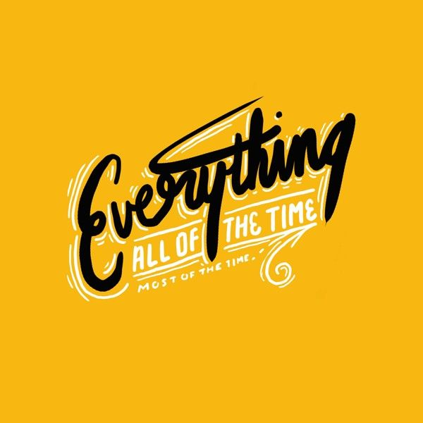 The Ten Minute Type Project on Behance