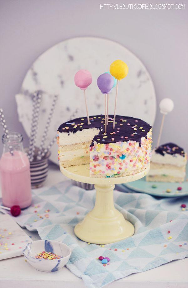 Wir haben letzte Woche einen längst überfälligen Kindergeburtstag   nachgefeiert. Meine Kleine hatte bereits im November Geburtstag abe...