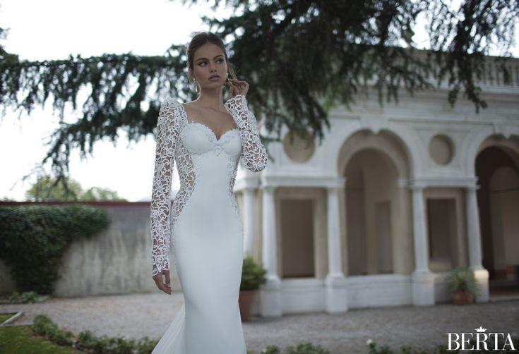 Berta Winter 2014 Bridal Collection http://www.stylisheve.com/berta-winter-2014-bridal-collection/