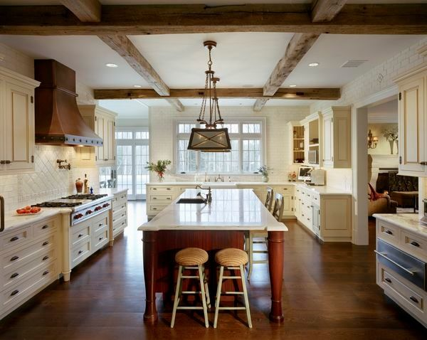 Pinterest Kitchens With Cream Cabinets