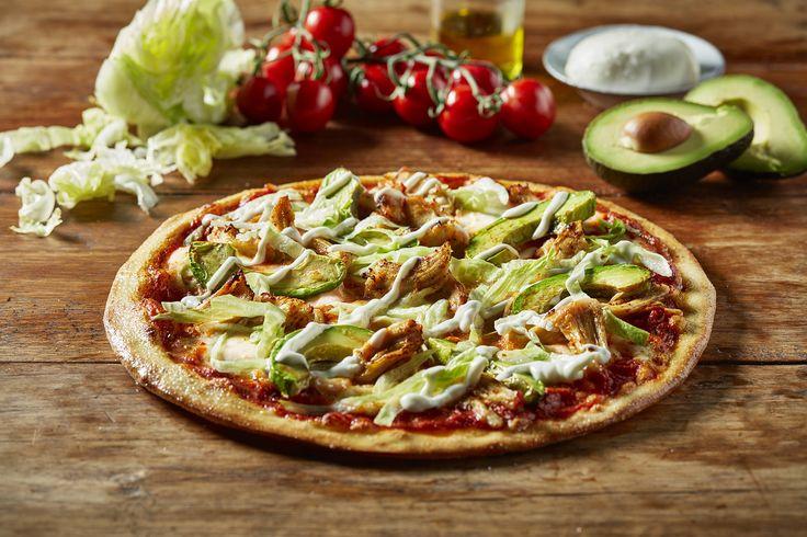 Zo maak je gezonde pizza's