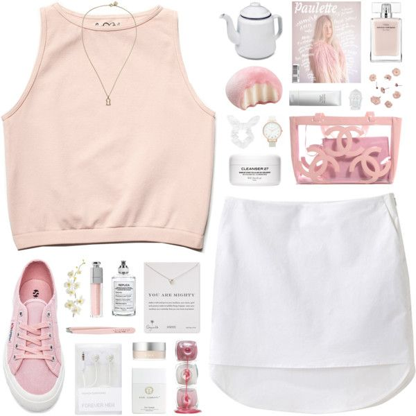 Which of your friends could you see rocking this lovely #OOTD? http://polyv.re/ootd77