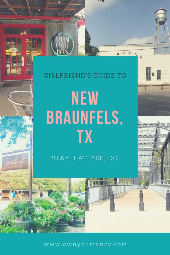 New braunfels texas singles