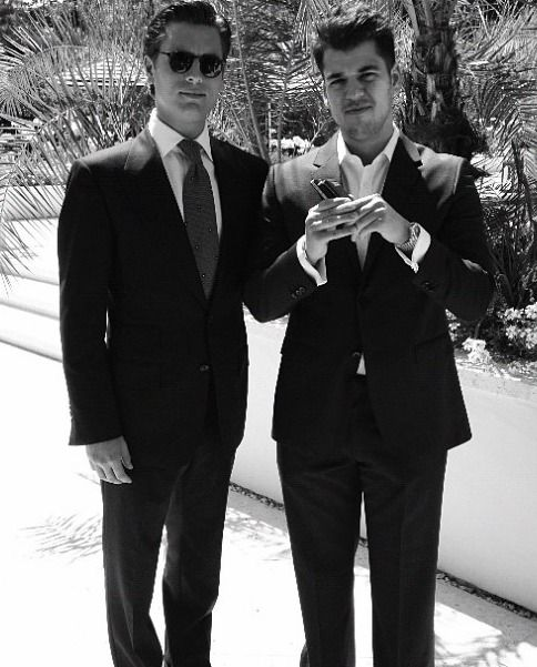 Scott Disick & Rob Kardashian