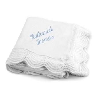 40 best burp cloths bibs images on pinterest burp cloths baby personalized white christening blanket things remembered christening blanketbaby christeninggifts negle Choice Image