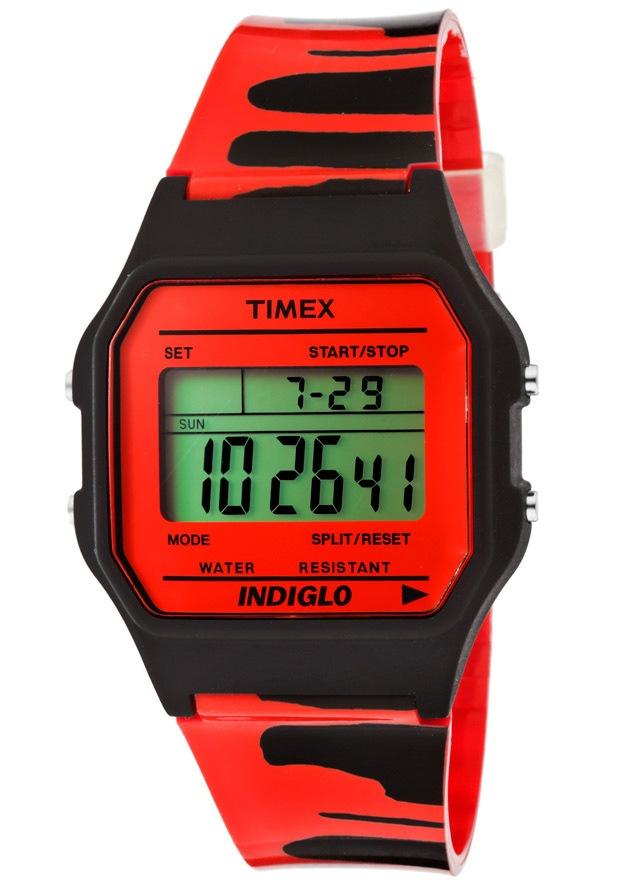 Price:$24.99 #watches Timex 2N378, This Timex timepiece is uniquely known for it's classy and sporty look. It's accentuated design has made it one of the best sellers year after year.