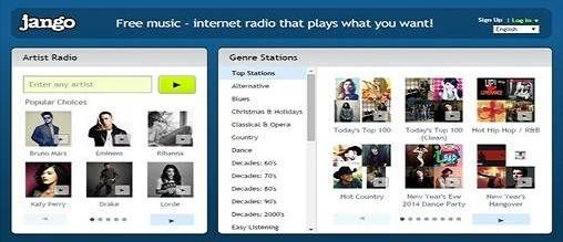 Free music streaming online