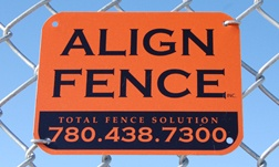 How Is Chain Link Fence Made?   alignfence.com