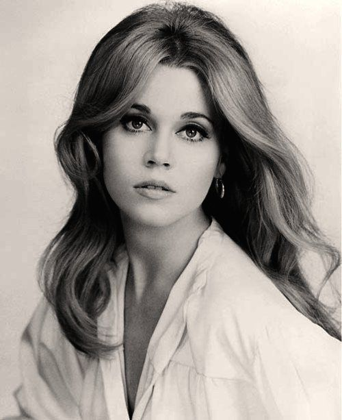 Jane Fonda | 60's hair and makeup