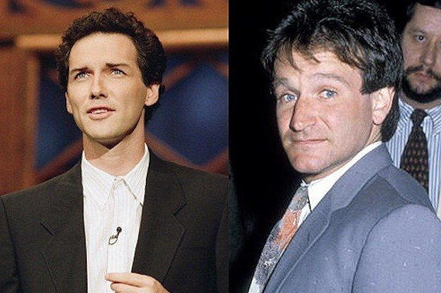 Norm MacDonald Tweeted An Incredible Story Of Meeting Robin Williams