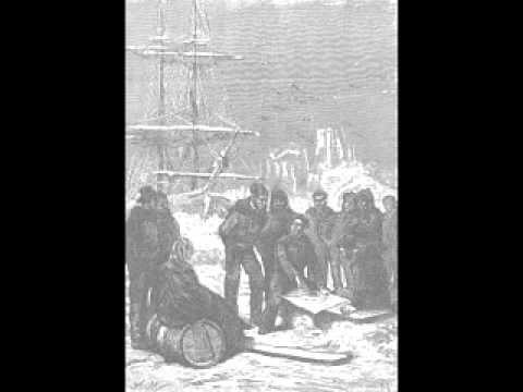 Jules Verne - Zajatci polárního moře  Mluvené slovo  - YouTube