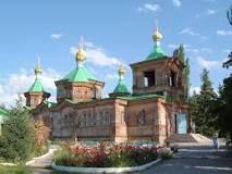 Karàkol: Karàkol és una ciutat de Kirguizistan capital de la província d'Issik Kul. Té uns 75.000 habitants i està propera a la punta oriental del llac Issik Kul i a 150 km de la frontera xinesa.
