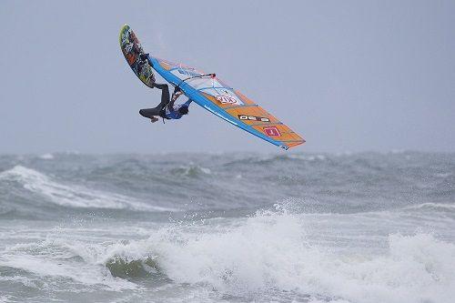 DINAMARCA: Campeonato del Mundo de windsurf - KIA Cold Hawaii.