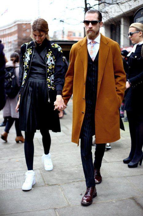 Photos: Street Style: London Fashion Week Fall/Winter 2014 | Vanity Fair
