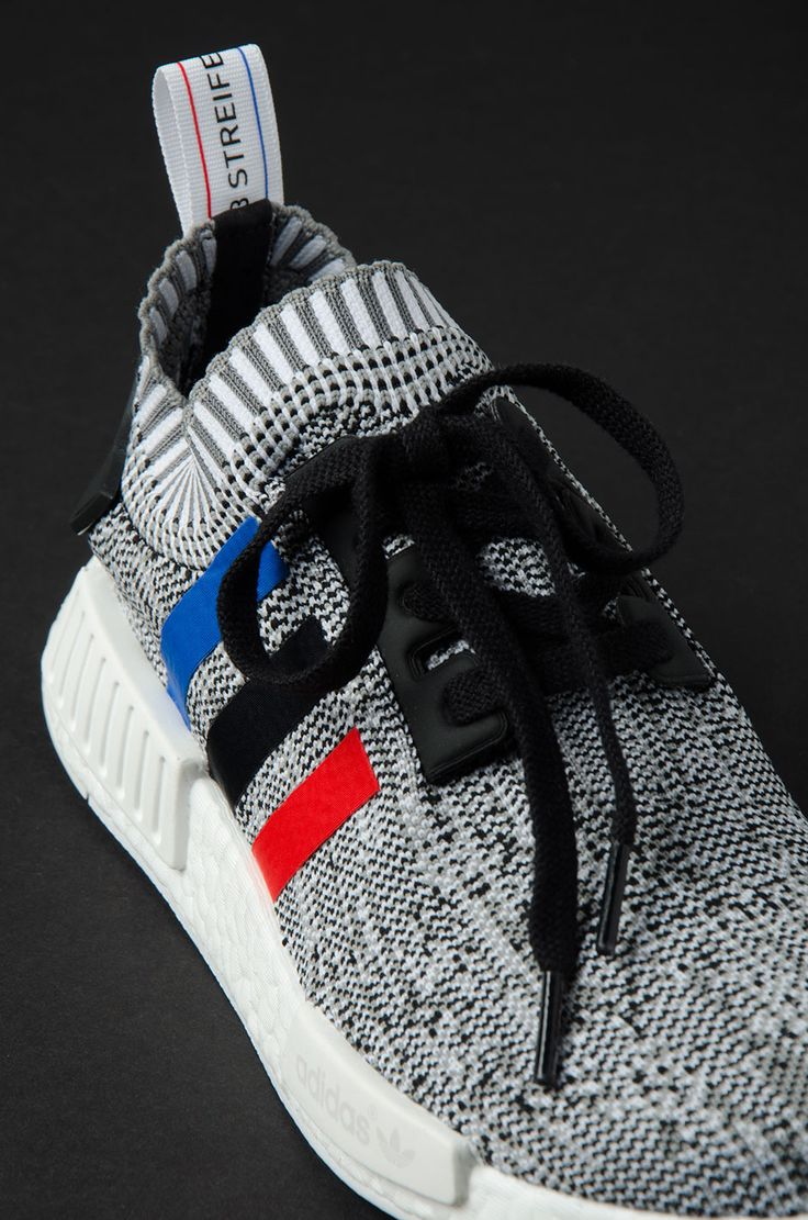 The adidas NMD R1 Tri-Color Pack will release this November 2016 featuring 2 Primeknit constructions. More adidas NMD release date info here: