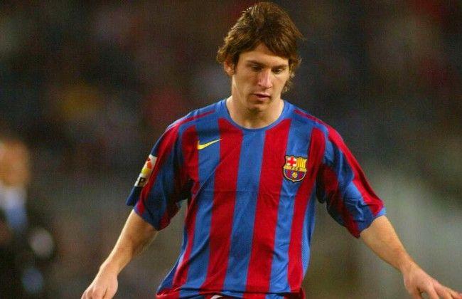 Barca Rilis Rekaman Gol Pertama Messi Sebenarnya untuk Klub