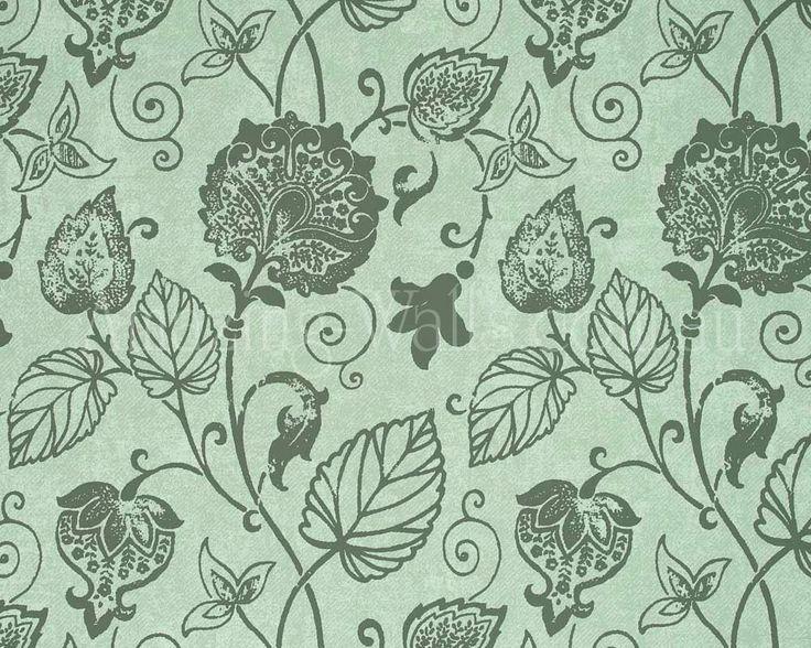Scandinavian_Vintage_romance_flowers_mint_green.