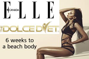 The Dolce Diet Tells Elle Magazine Readers How to Get a Beach Body