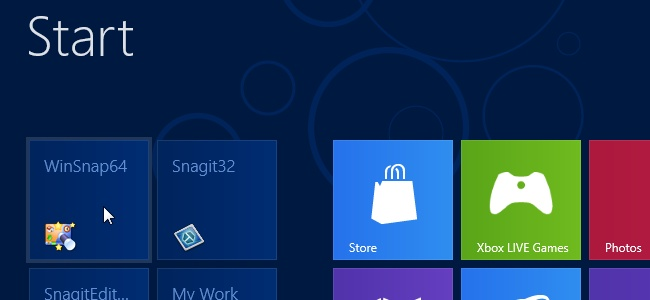 How to pin apps and folders to the Metro start screen