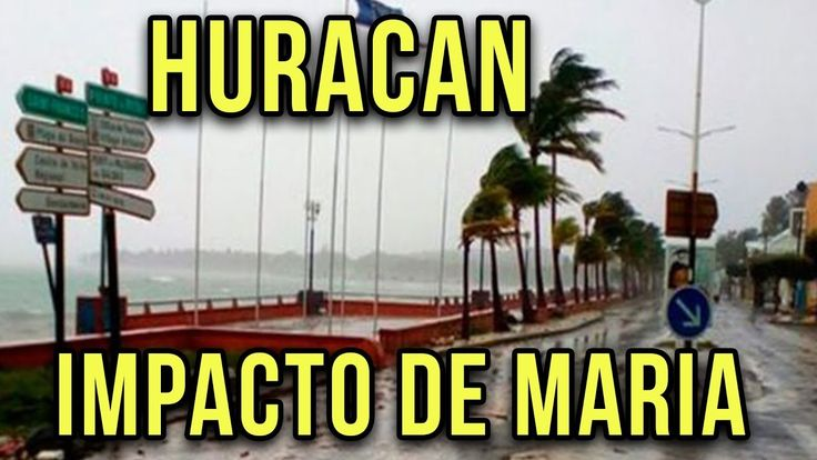 HURACAN MARIA 20 SEPTIEMBRE DE 2017, NOTICIAS DE ULTIMAS HORAS MARIA CATEGORIA 5 HURRICANE https://www.youtube.com/watch?v=0C-UAGof1nM #hurracaine #huracan #ultimahora #latestnews #today #noticiasdehoy #miami #mexico