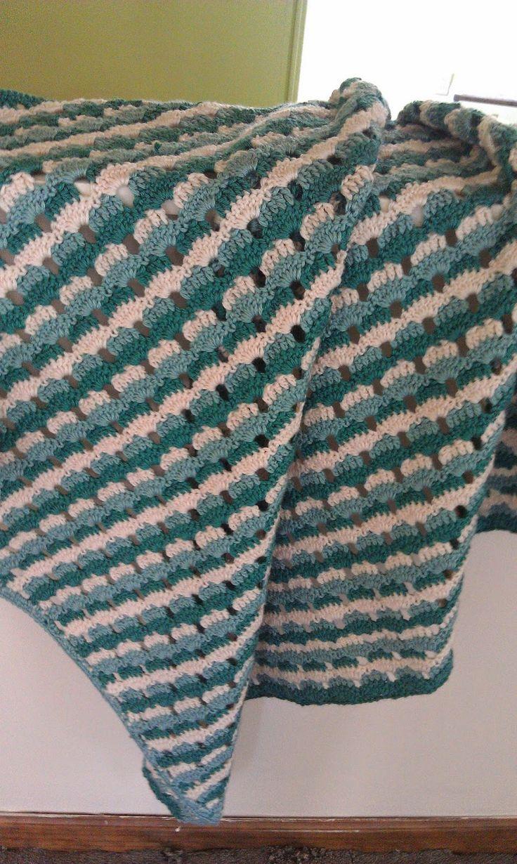 73 besten Crochet-shell stitch Bilder auf Pinterest   Häkeln ...