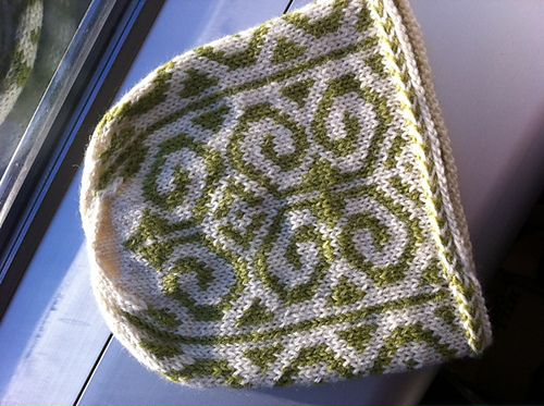 58 best Fair Isle knitting images on Pinterest | Beautiful, Colors ...