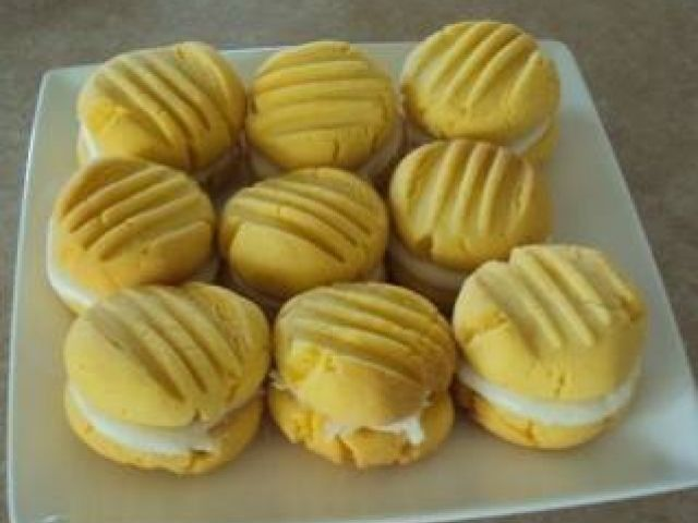 Easy Custard Biscuits Recipe By Umme Yusuf Recipe Biscuit Recipe Recipes Almond Cream Recipe