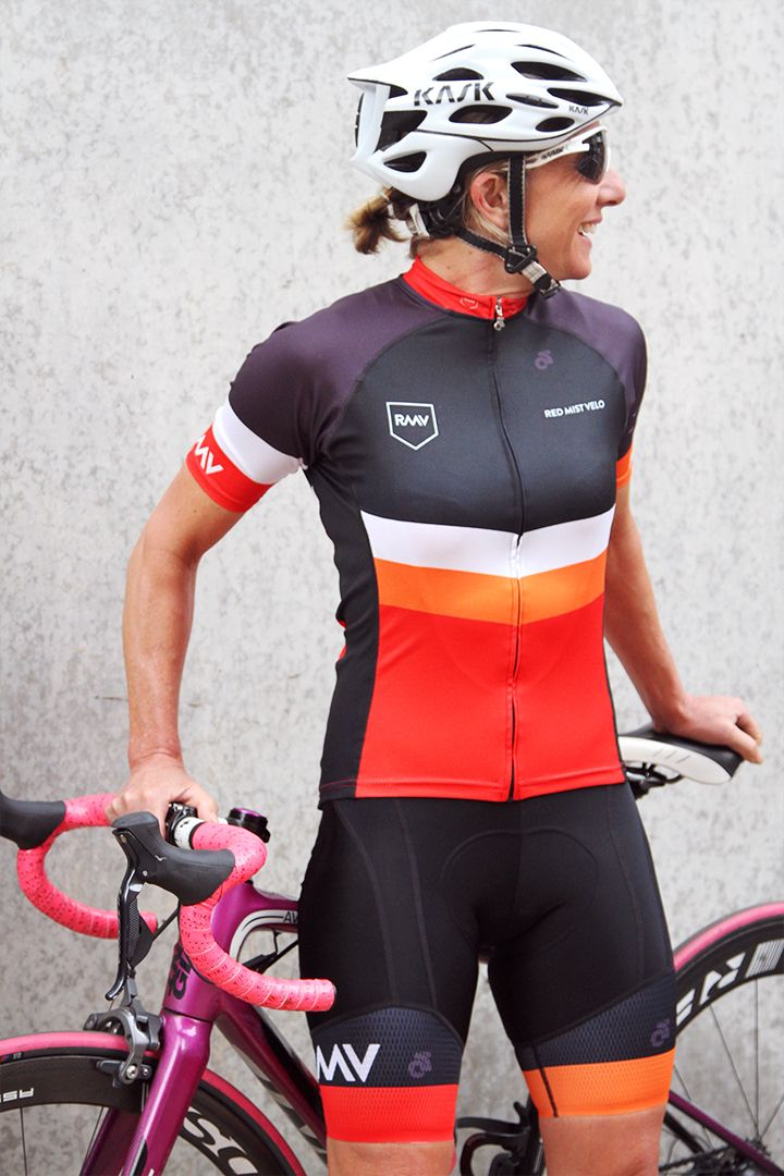 RMV - Red Mist Velo race kit