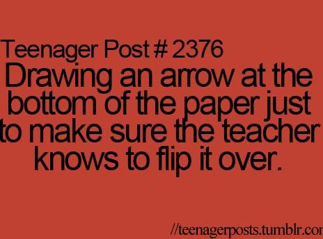 teenage posts images   Teenage posts #... - airsoul I literally do this on everything