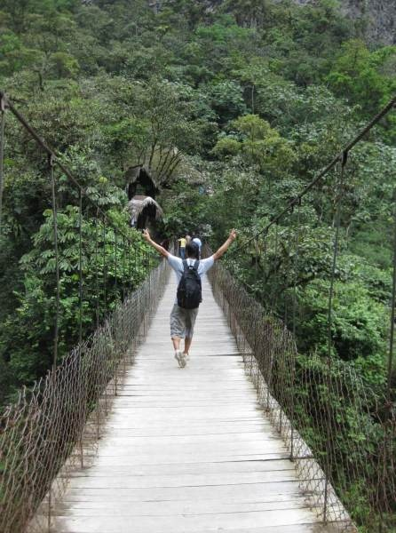 UC Davis Summer Abroad, Ecuador: 'Sustainable Ecuador--From the Andes to the Amazon' http://studyabroad.ucdavis.eduSustainable Ecuadorfrom
