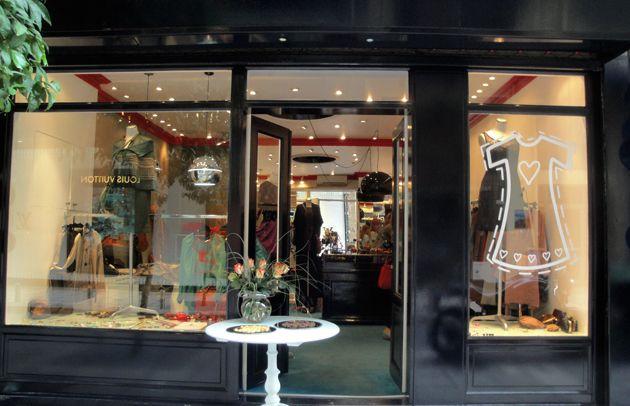 At Rania Xanthopoulou - My favourite store in Thessaloniki on Proxenou Koromila st.