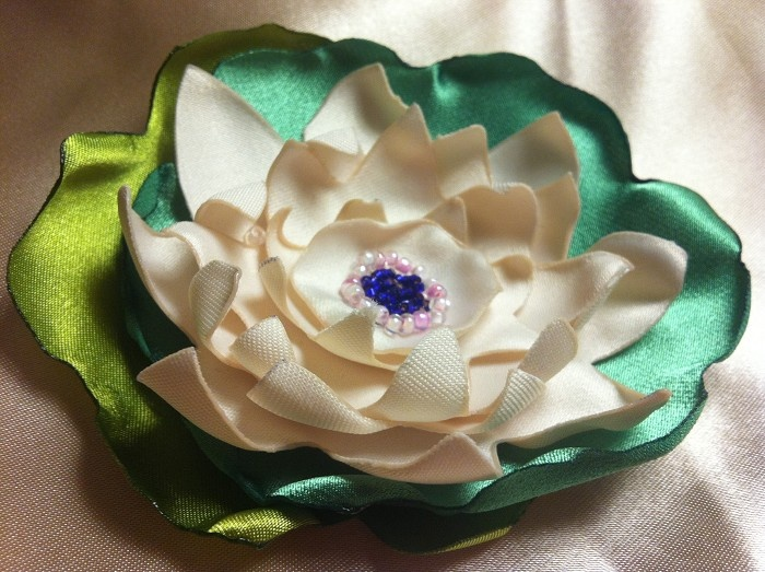 Jacamali Water Lily Bloom - by JacamaliBlooms on madeit