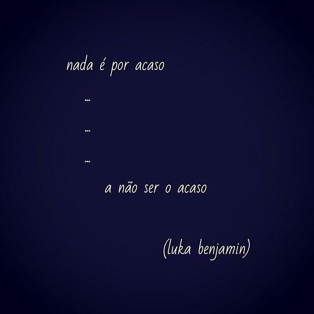 #acaso #destino
