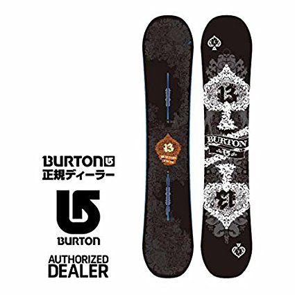 BURTON(バートン) 2016 BURTON スノーボード 板 15-16 TWIN ツイン 152cm スノーボード バートン 日本正規品