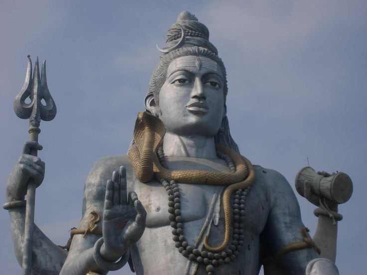 Lord Shiva. The God of Yoga