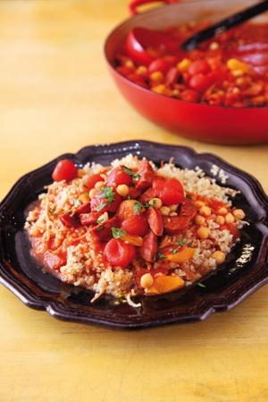 Chorizo soup, Chorizo and Templates on Pinterest