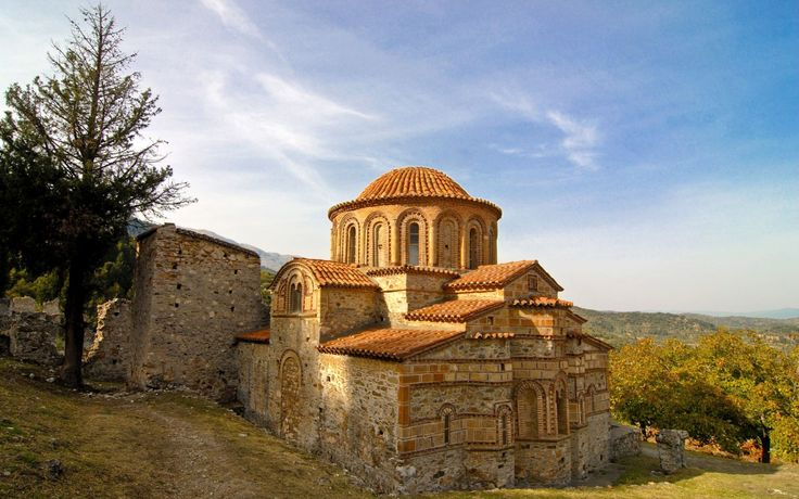 Mystra - Ghost Town Things not to miss in Greece | Photo Gallery | Rough Guides