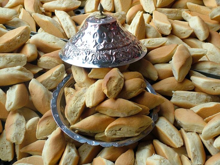 Beypazarı kurusu-a kind of bread but not soft, like biscuits