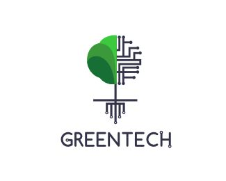 greentech Logo design - This logo can be used to various company based on the internet or website too. It is good for technology company who want make the world peaceful, green and happy. It also can be used for technology magazine. Price $250.00