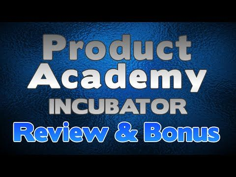 Product Academy Incubator - the best product creator wso