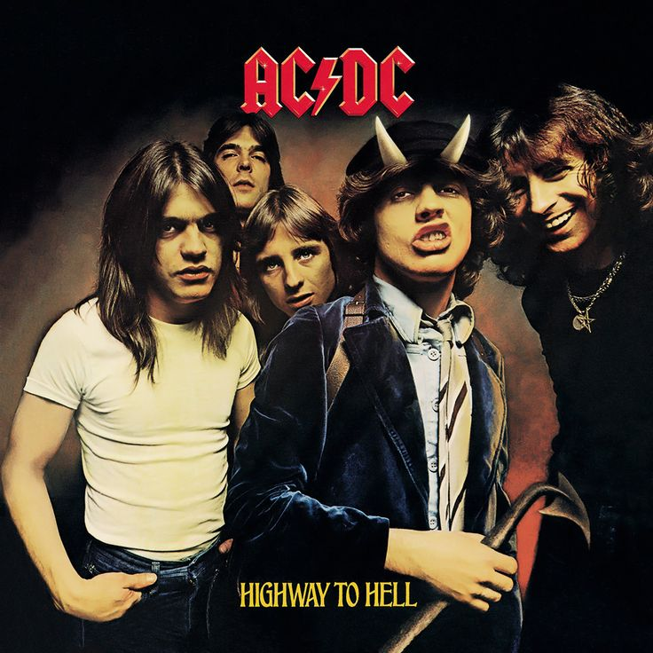 """""""Highway To Hell"""" by AC/DC"""