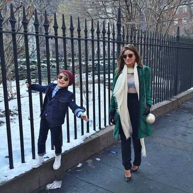 Style Tip: 8 Ways To Be A Stylish Mom (As Seen On Instagram) | Visual Therapy