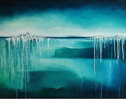"""Karolina Masiewicz Art Check out new work on my @Behance portfolio: """"""""Przerażenie"""""""" http://be.net/gallery/53006241/Przerazenie"""