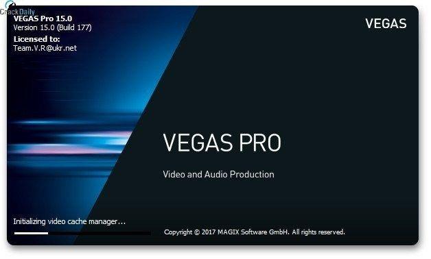 Vegas Pro 15 Mac