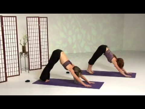 09JUL13 Free 20 min Online Yoga Video Class.  This is a great cool down.  You will feel relaxed after.  This is great for beginners cuz she gives simple instructions throughout the video.