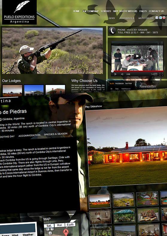 Puelo Expeditions: nueva web http://pueloexpeditions.com/
