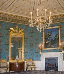 The Octagonal Salon, Danson House: Danson Houses