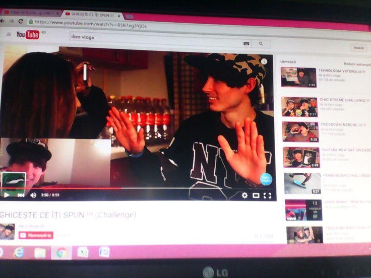 Ilie's vlogs