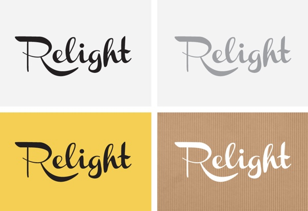 RELIGHT by PAOLO D'AMBROS, via Behance